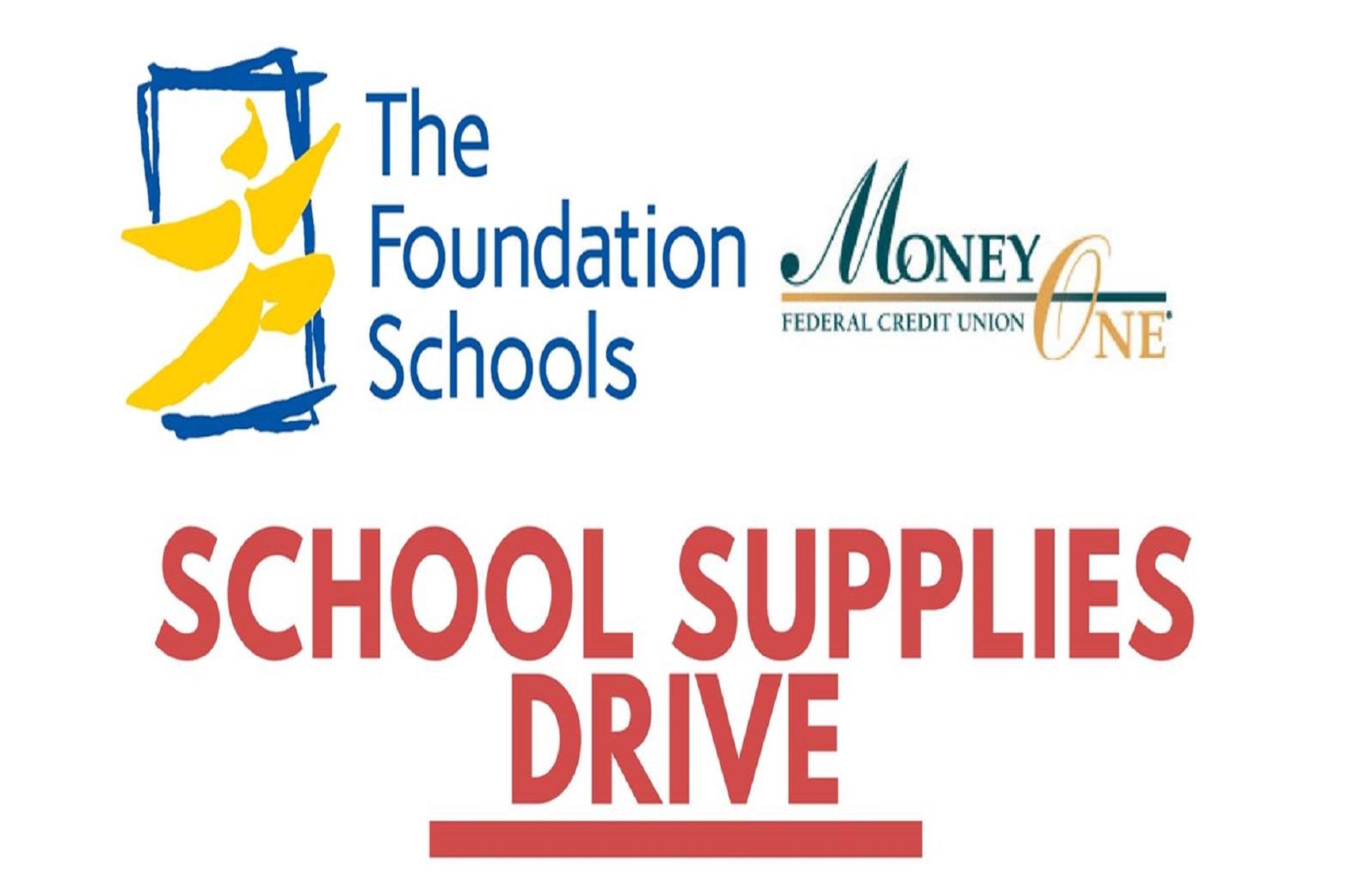 schoolsuppliesdrive Logo